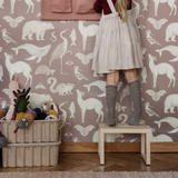 ferm LIVING - Little Architect - Skammel - Cashmere