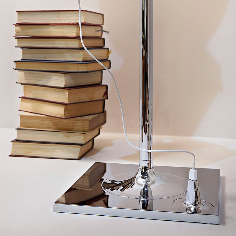 Flos - Biblioteque Nationale - Gulvlampe - Transparent - H154 cm