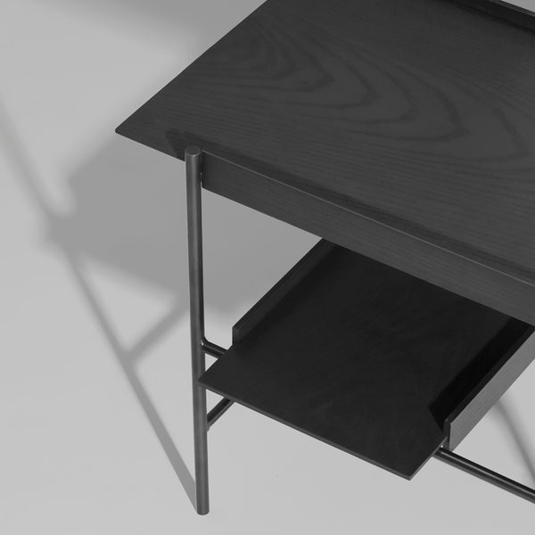 PWTBS - Kanso Tray Table - Bakkebord - Sort
