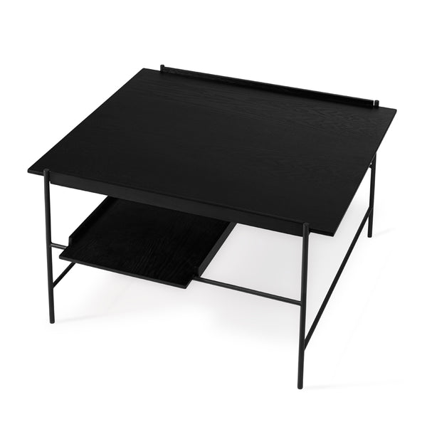 PWTBS - Kanso Coffee Table - Sofabord - Sort