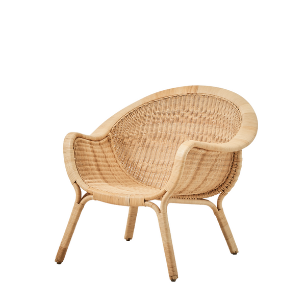 SIKA DESIGN interior - Madame Chair - Natur Rattan