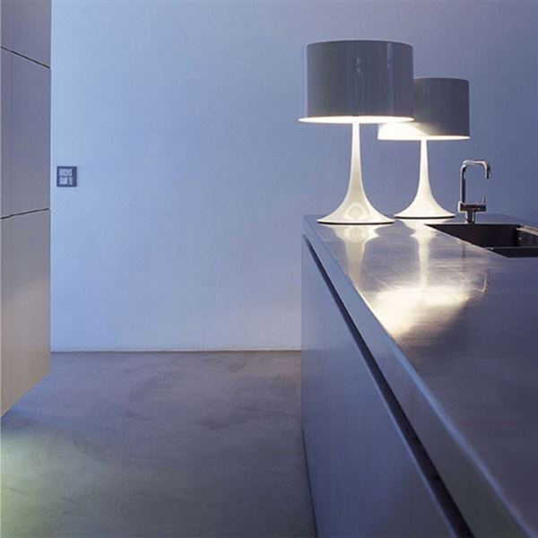 ;Flos Spun Light Bordlampe;Flos Spun Light Bordlampe;Flos Spun Light Bordlampe;