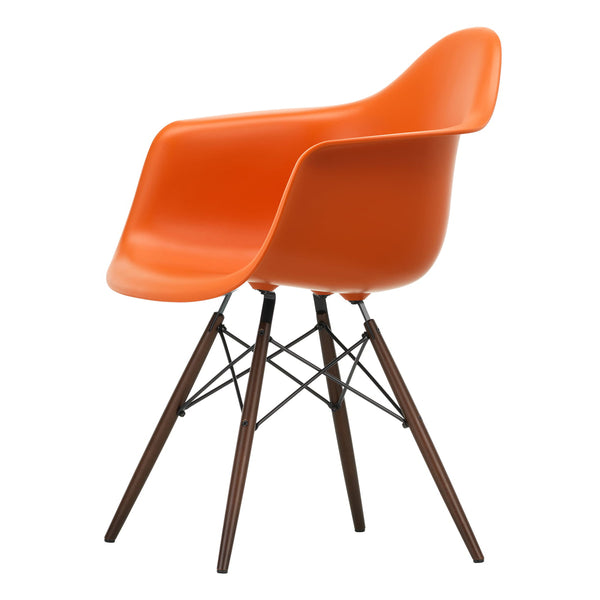 Vitra - Eames DAW - Dusty Orange