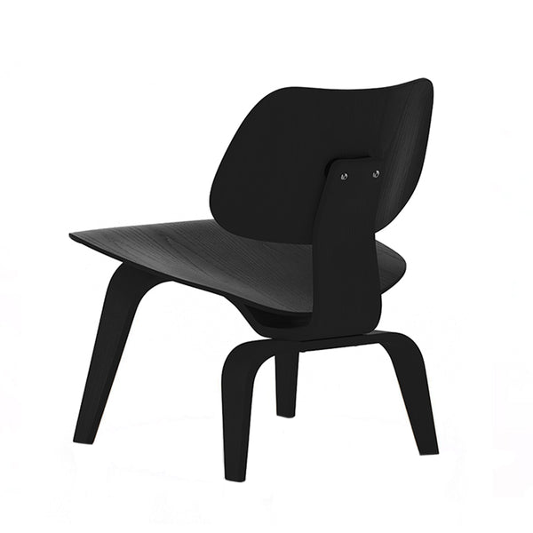 Vitra - Eames LCW - Sort Ask