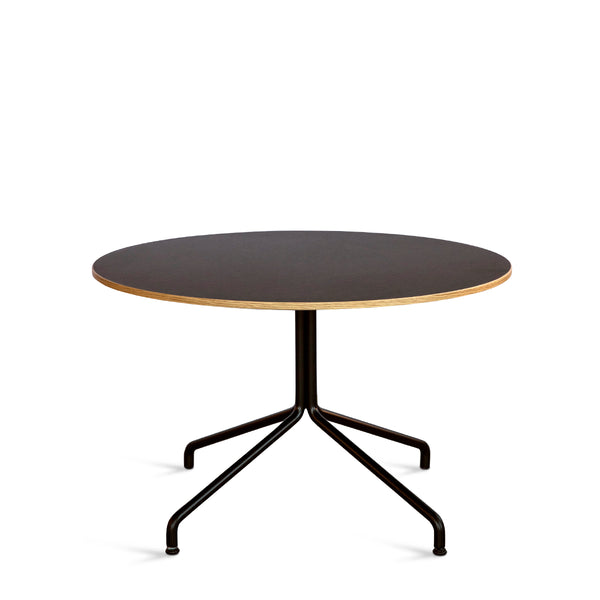 Bent Hansen - Primum Lounge Table - Linoleum - Ø70 cm