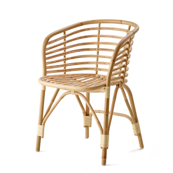 Cane-Line Indoor - Blend Chair - Natur Rattan