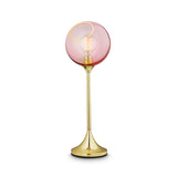 Design by Us - Ballroom - Bordlampe - Messing/Rose - H58 cm