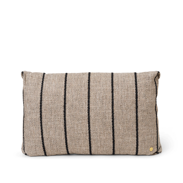 ferm LIVING - Clean Cushion - Passedena/Natural