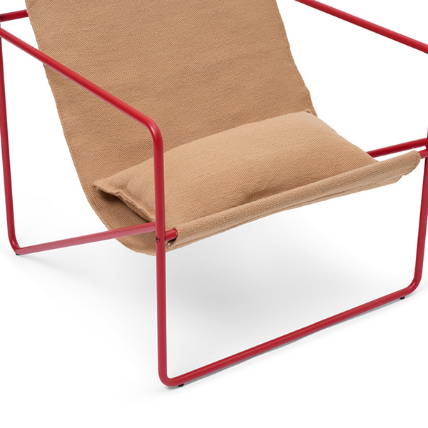 ferm LIVING - Pude Desert Chair - Sand