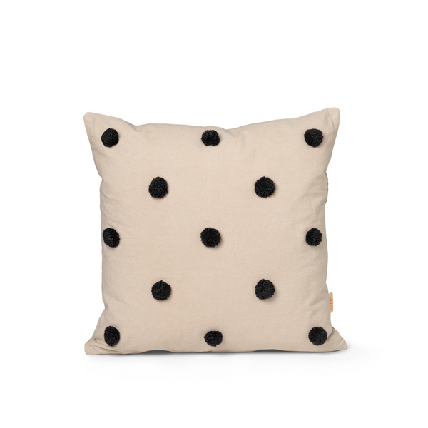 ferm LIVING - Dot Cushion - Pude - Sand