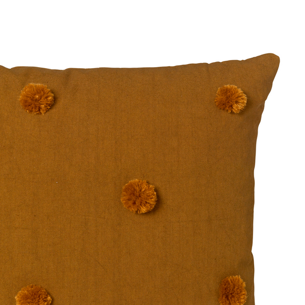 ferm LIVING - Dot Cushion - Pude - Sugar Kelp