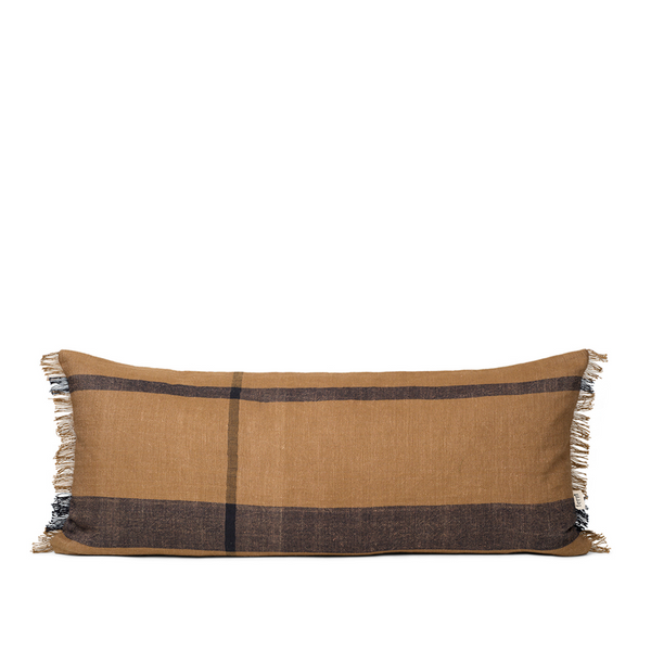 ferm LIVING - Dry Cushion Long - Sugar Kelp