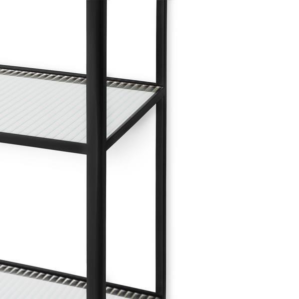 ferm LIVING - Haze Bookcase - Reol - Sort