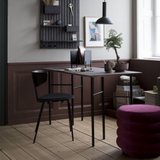 ferm LIVING - Mingle Bordplade - Linoleum - Charcoal
