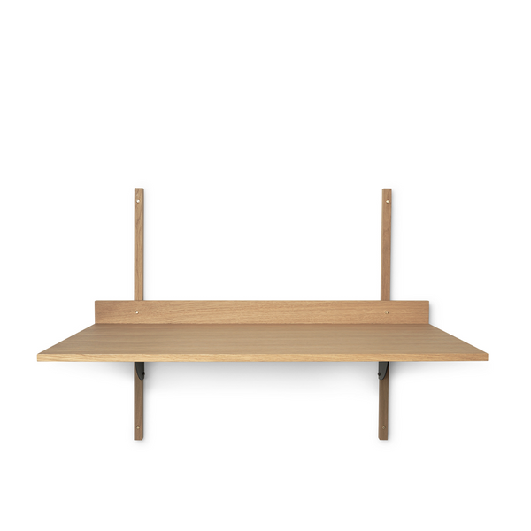 ferm LIVING - Sector Desk Section - Eg m. Sort Messing