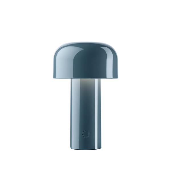 Flos - Bellhop Battery - Bordlampe - Grey/blue