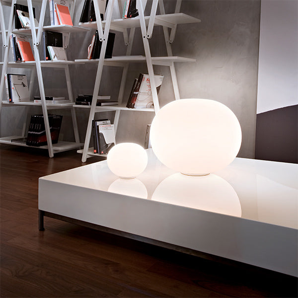 Flos - Glo-Ball Basic B1/B2 - Bordlampe - Opal