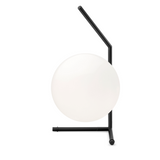 Flos - IC Light T1 Low - Bordlampe - Sort - H53 cm