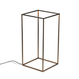 Flos - Ipnos Gulvlampe Indoor/Outdoor - Bronze - H70 cm