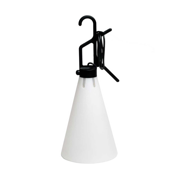 Flos - May Day - Bordlampe - Sort