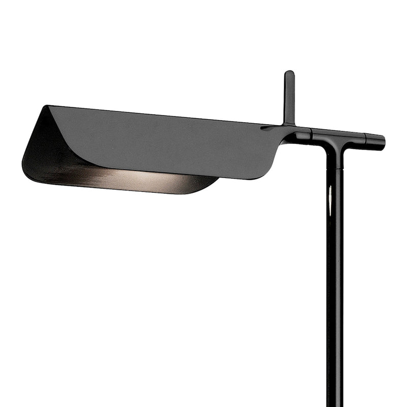 Flos - Tab F - LED Gulvlampe LED - Sort