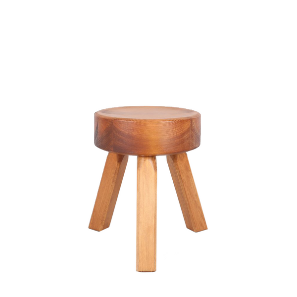 Frama - AML stool - Skammel - Orange Pine