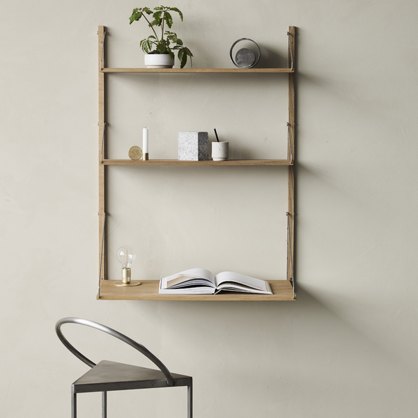 Frama - Shelf Library Desk H1148 - Mørk Eg