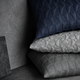 Fritz Hansen - Trapez cushion - Midnight Blue