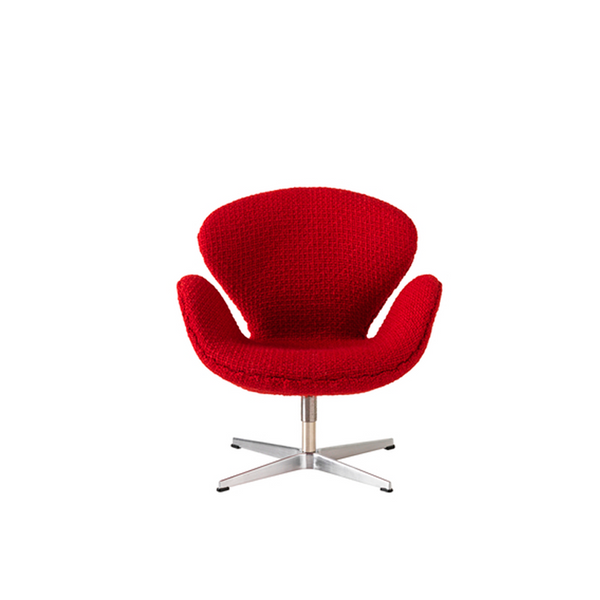 Fritz Hansen - The Swan™ Miniature - Dark rose Atlantic