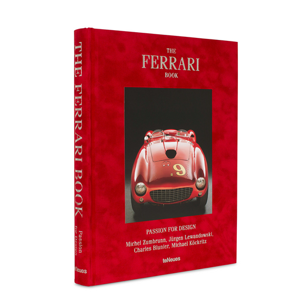 New Mags - The Ferrari Book - Passion for Design