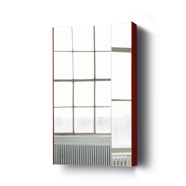 PWTBS -  Mimesis Mirror - Spejl - Basque Red
