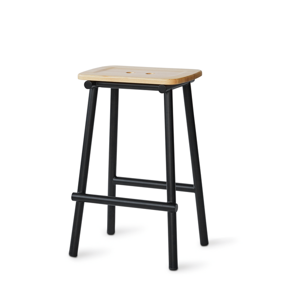 PWTBS - Tubby Tube Stool - Counter - Ask - H65 cm