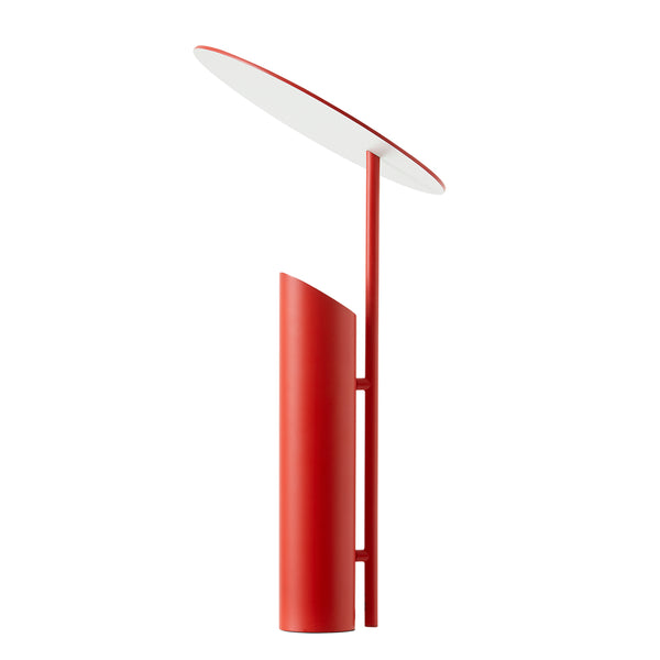 Verner Panton - Reflect - Bordlampe - Rød - H60 cm