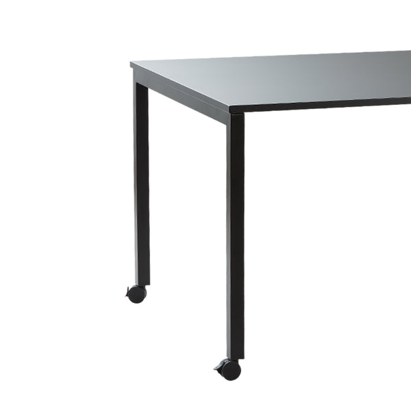 Verner Panton - Panton Move Fenix Table - Sort - L200 cm