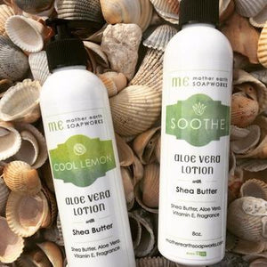 Aloe Vera and Shea Butter Lotion