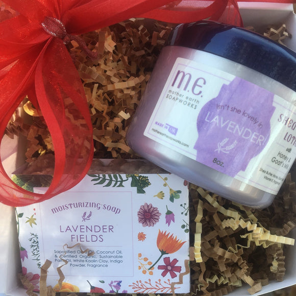 Isn't She Lovely in Lavender Gift Set