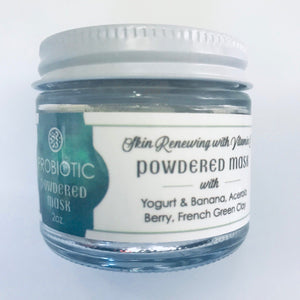 Vitamin C Probiotic Powdered Face Mask