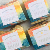 Signature Collection: 4 Handmade Soap Bars