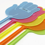 Dirza Fly Swatter - Long Handle - More Thicker Weight up to 1.09 OZs/One -Durable - Colorful Pack of 5