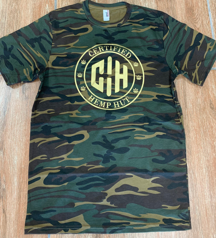 CERTIFIED T-SHIRTS - Certified Hemp Hut