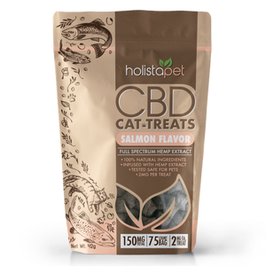 CBD Cat Treats 150mg - Certified Hemp Hut