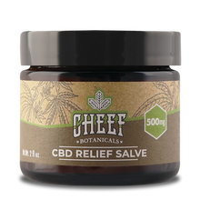 Load image into Gallery viewer, CBD Relief Salve 500mg, 1000mg - Certified Hemp Hut