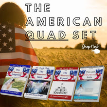 Load image into Gallery viewer, The American Quad Books - 4 - We are the Bride Series