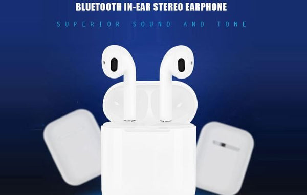 Adaz A12 Earbuds for All Bluetooth Devices