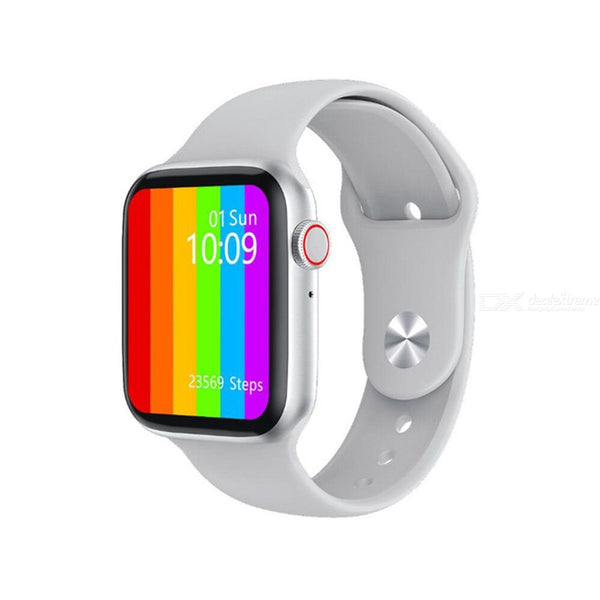 Adaz A-Series Smartwatch for Calls, Messages, Health monitoring & Fitness tracking, for Android and iPhones