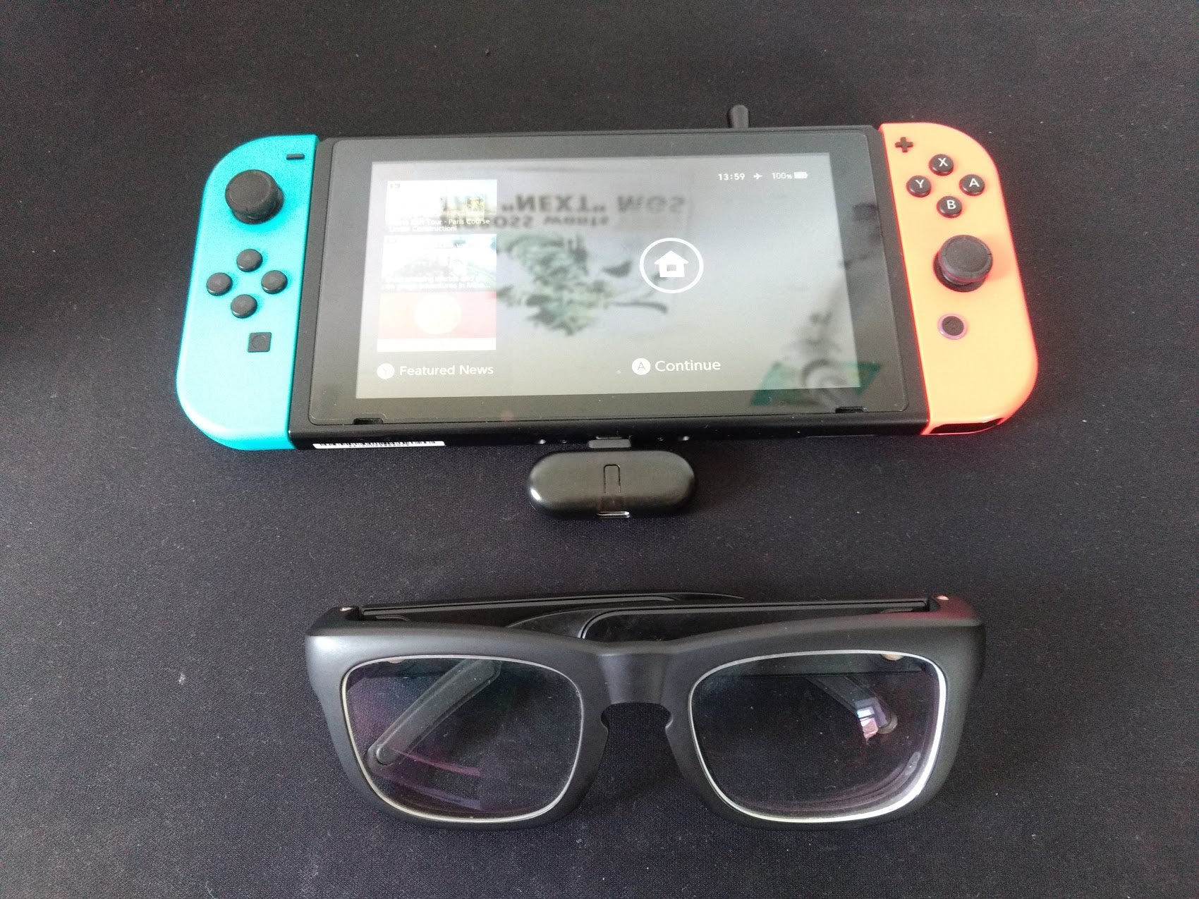 Of course, these mutrics sunglasses experiences extend to gaming as well