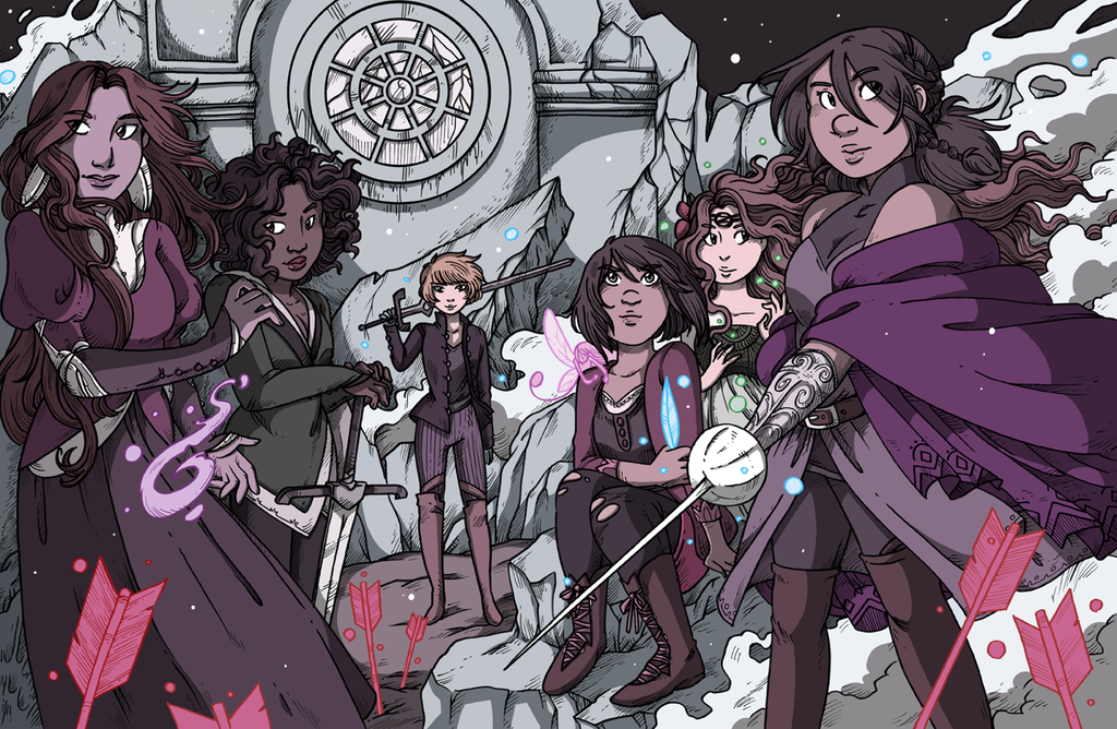 Namesake: Ladies of Namesake
