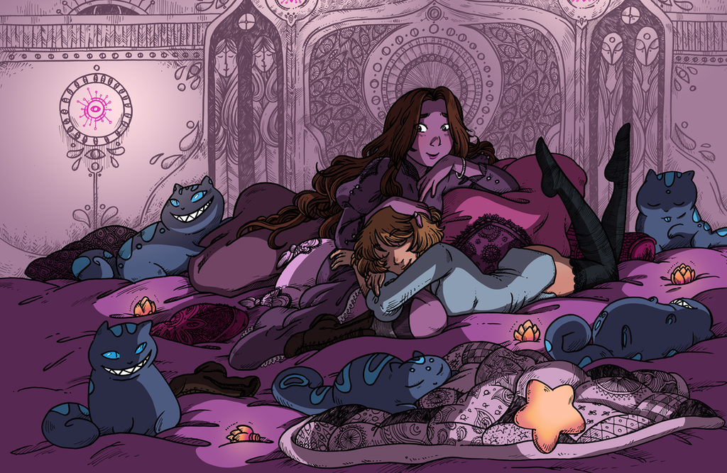 Namesake: Girlfriends