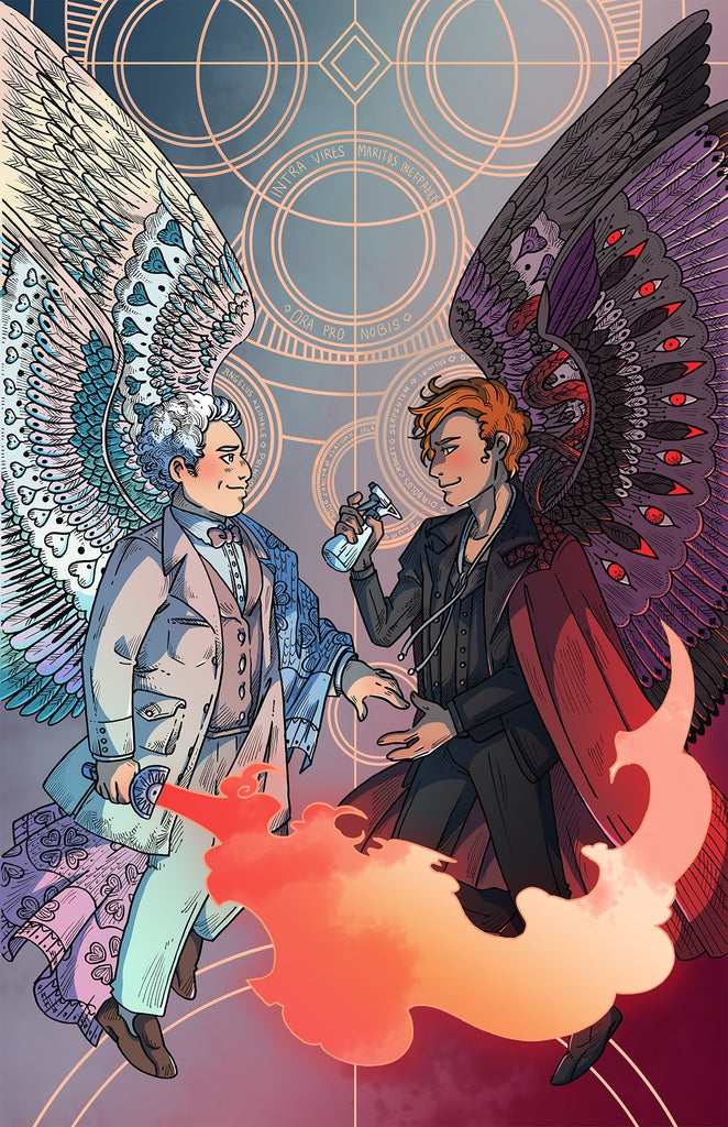Good Omens: Ineffable husbands