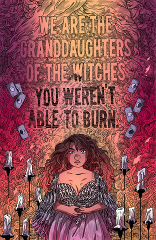 Witches Burn